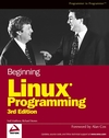 Beginning Linux�Programming, 3rd Edition (0764544977) cover image
