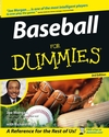 Baseball For Dummies, 3rd Edition (1118054377) cover image