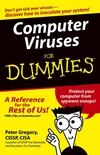 Computer Viruses For Dummies (1118085477) cover image