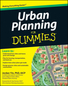 Urban Planning For Dummies (1118101677) cover image
