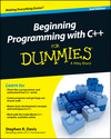 Beginning Programming with C++ For Dummies, 2nd Edition (1118823877) cover image