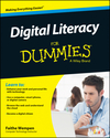 Digital Literacy For Dummies (1118962877) cover image