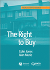 The Right to Buy: Analysis and Evaluation of a Housing Policy (1405131977) cover image