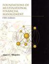 Foundations of Multinational Financial Management, Fifth Edition (EHEP000177) cover image
