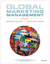 Global Marketing Management, 6th Edition (EHEP002877) cover image