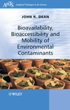 Bioavailability, Bioaccessibility and Mobility of Environmental Contaminants (0470025778) cover image