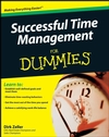 Successful Time Management For Dummies (0470452978) cover image