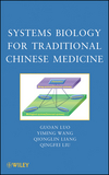 Systems Biology for Traditional Chinese Medicine  (0470637978) cover image