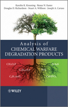 thumbnail image: Analysis of Chemical Warfare Degradation Products