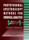 thumbnail image: Photothermal Spectroscopy Methods for Chemical Analysis