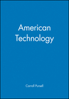 American Technology (0631219978) cover image