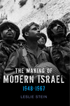 The Making of Modern Israel: 1948-1967 (0745644678) cover image