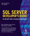 SQL Server's Developer's Guide to OLAP with Analysis Services (0782153178) cover image