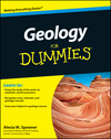 Geology For Dummies (1118036778) cover image