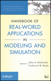 thumbnail image: Handbook of Real-World Applications in Modeling and Simulation