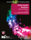 Public Health Nutrition, 2nd Edition (1118660978) cover image