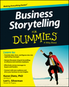 Business Storytelling For Dummies (1118730178) cover image