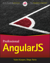 Professional AngularJS (1118832078) cover image