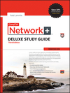 CompTIA Network+ Deluxe Study Guide: Exam N10-006, 3rd Edition (1119021278) cover image