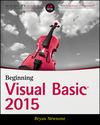 Beginning Visual Basic 2015 (1119092078) cover image