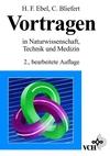Vortragen: in Naturwissenschaft, Technik und Medizin (3527624678) cover image