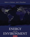 Energy and the Environment, 2nd Edition (EHEP000678) cover image