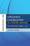 Organic Chemistry As a Second Language: First Semester Topics, 3rd Edition (EHEP001978) cover image