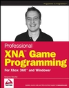 Professional XNA Game Programming: For Xbox 360 and Windows (0470126779) cover image