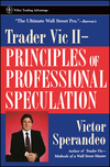 Trader Vic II: Principles of Professional Speculation (0471248479) cover image