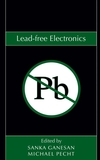 Lead-free Electronics (0471786179) cover image
