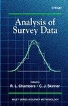 Analysis of Survey Data (0471899879) cover image