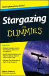 Stargazing For Dummies (1118411579) cover image