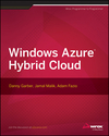 Windows Azure Hybrid Cloud (1118708679) cover image