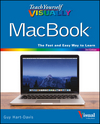 Teach Yourself VISUALLY MacBook, 3rd Edition (1119252679) cover image