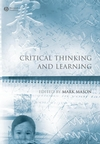 Critical Thinking and Learning (1405181079) cover image