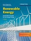 Renewable Energy: Sustainable Energy Concepts for the Energy Change, 2nd Edition (3527411879) cover image