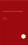 Organic Reaction Mechanisms 2004: An annual survey covering the literature dated January to December 2004 (047001847X) cover image