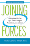 Joining Forces: Making One Plus One Equal Three in Mergers, Acquisitions, and Alliances, Revised and Updated (047053737X) cover image