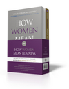 Why Women Mean Business + How Women Mean Business Set (047066987X) cover image