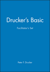 Drucker's Basic Facilitator's Set (047093137X) cover image