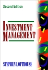 Investment Management, 2nd Edition (047149237X) cover image
