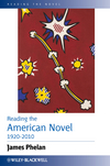 Reading the American Novel 1920-2010 (063123067X) cover image