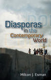 Diasporas in the Contemporary World (074564497X) cover image