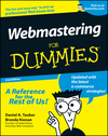 Webmastering For Dummies, 2nd Edition (076450777X) cover image