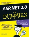 ASP.NET 2 For Dummies (076457907X) cover image
