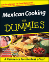 Mexican Cooking For Dummies (111806917X) cover image