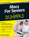 Macs For Seniors For Dummies, 2nd Edition (111824057X) cover image