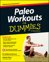Paleo Workouts For Dummies (111875607X) cover image
