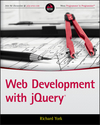 Web Development with jQuery (111886607X) cover image