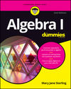 Algebra I For Dummies, 2nd Edition (111929357X) cover image